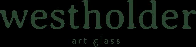 Westholder Art Glass Logo